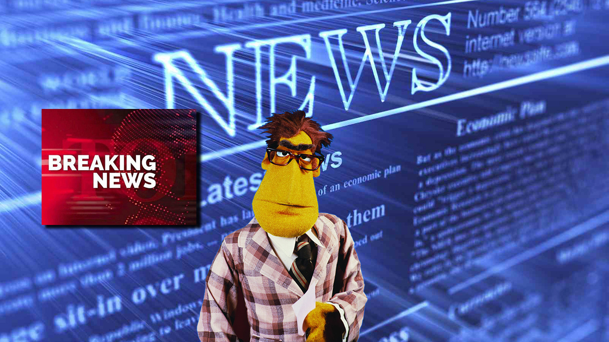 More News Than You Can Shake A Stick At