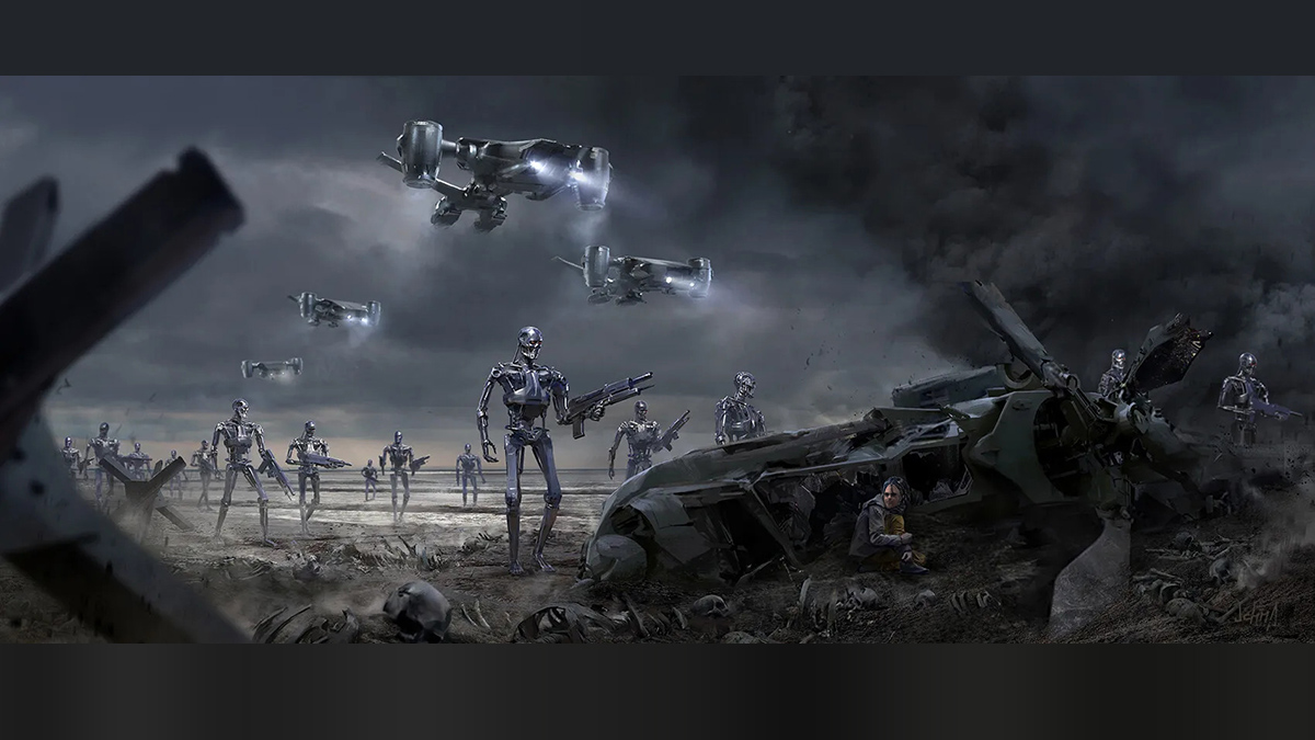 Me and 127 Bots in Battlefield 2042